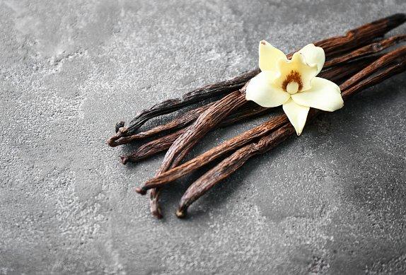 Meruňková zavařenina s vanilkou