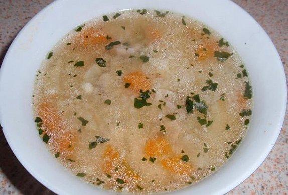 Krupičkové nočky do polévky photo-0