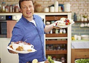 Oživte svou kuchyň s designovým nadobím od Jamieho Olivera