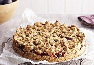 Švestkový koláč III.