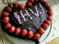 Zamilovaný dort
