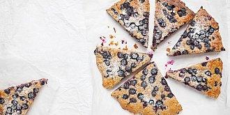 Borůvkové scones