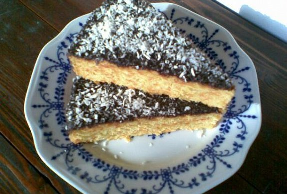 Krémový koláč orgie 4
