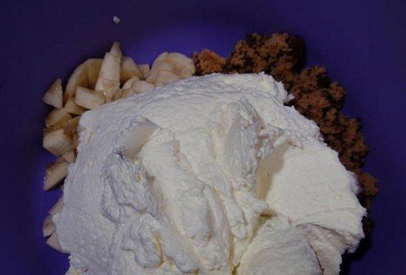 Banánová roláda s margotkou