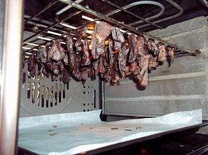 Jerky - sušené maso