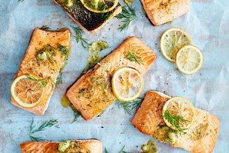 Recepty z lososa – postup přípravy, suroviny a více variant receptu