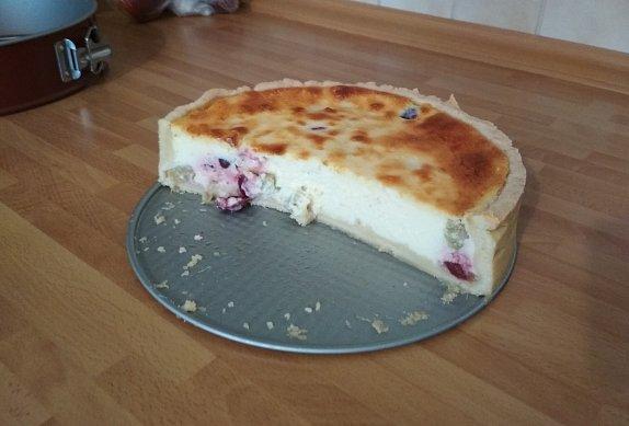 Rebarborový dort II.