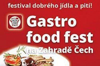 Gastro food fest na Zahradě Čech klepe na dveře