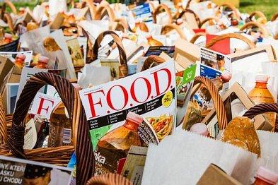 Časopis F.O.O.D. oslavil 8. narozeniny a uspořádal F.O.O.D. piknik na Ladronce
