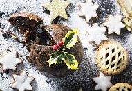 Tradiční vánoční pudink