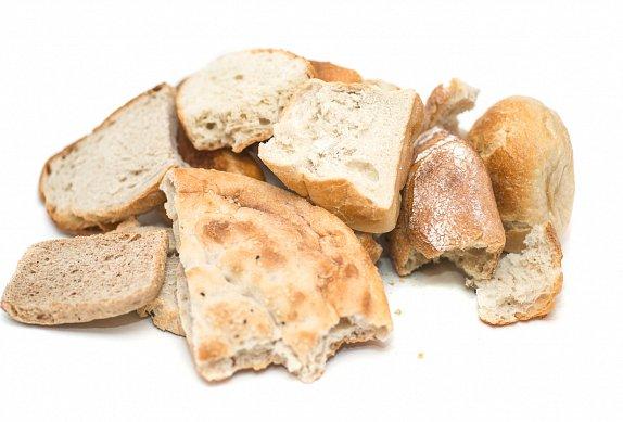 Panzanella, salát s chlebem