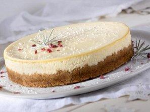 Vánoční cheesecake