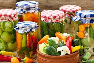 Recepty na zavařování a nakládání – postup přípravy, suroviny a více variant receptu