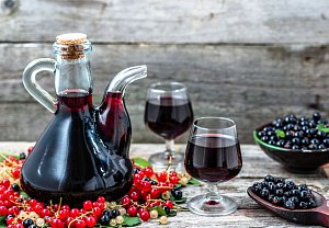 Rybízové víno II.