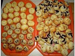 Majonézové koláče