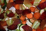Adžika zeleninové kuře