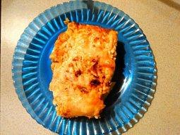 Zapečené brambory s mletým masem podle Michala