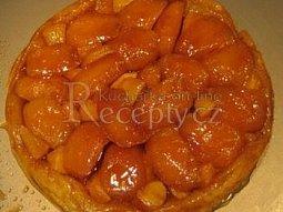 """Jablečný koláč """"Tart Tatin"""""""
