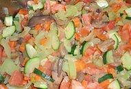 Adžika rýže - zeleninové rizoto