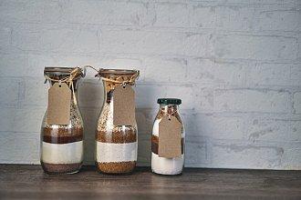 Recept na dárkovou směs na pečení – postup přípravy, suroviny a více variant receptu