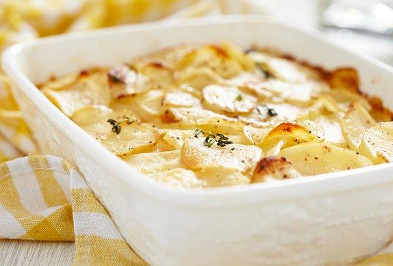 Francouzské brambory od mé maminky