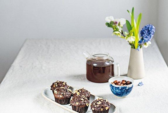 Cuketové muffiny photo-0