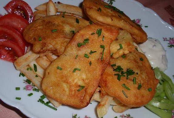 Fish and chips - po česku