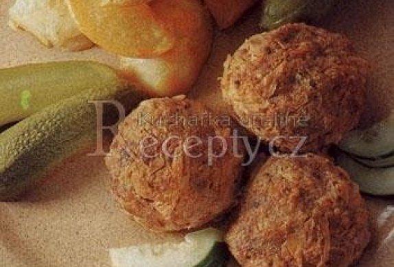 Sekané znojemské biftečky