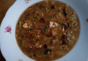 Štědračka z Valašska - štědrovečerní polévka