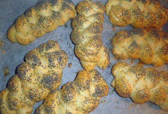 Houstičky z domácí pekárny