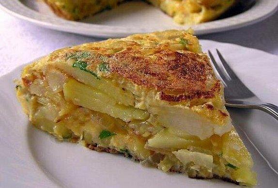 Tortilla de patatas photo-0