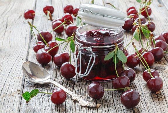 Vareňje - višně v cukru