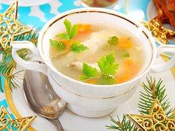 Polévka z kapra