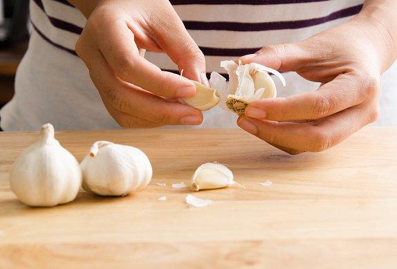 Chlebíčky s koprovo-špenátovou pomazánkou