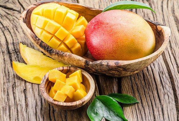 Nanuk z tropického ovoce
