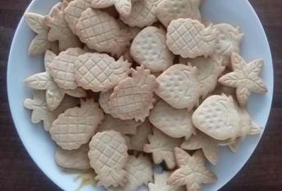 Anglické zázvorové sušenky