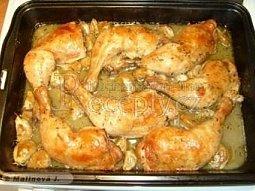 Kuře po francouzsku