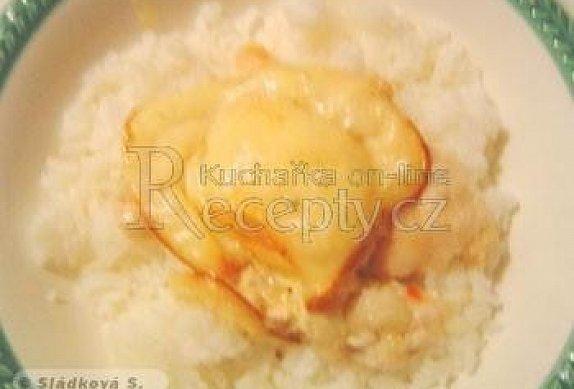 Citronové kuře s hruškou