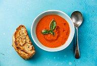 Gazpacho - andaluská zeleninová polévka