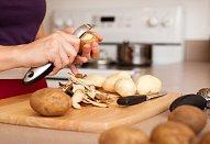 Kapustové karbanátky s bramborovou kaší