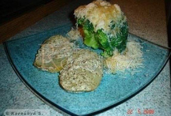 Jednoduše brokolice