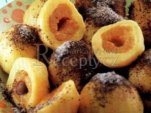 Tvarohové knedlíčky s ovocem