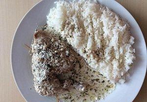 Výborné provensálské kuře
