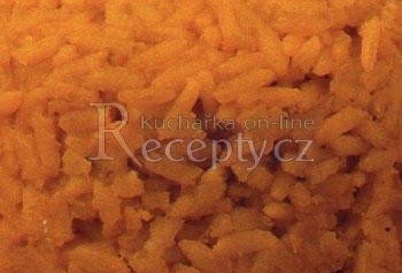 Šafránová rýže