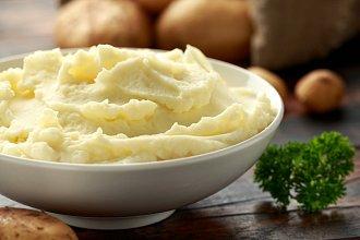 Recept na bramborovou kaši – postup přípravy, suroviny a více variant receptu