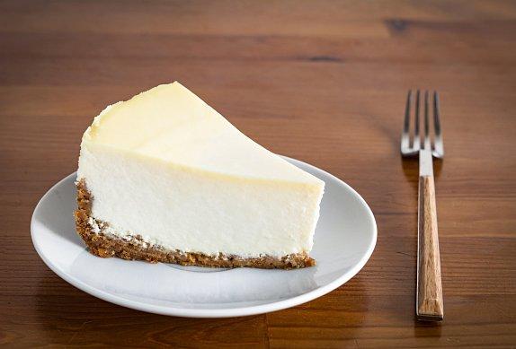 Zuzančin úžasný cheesecake