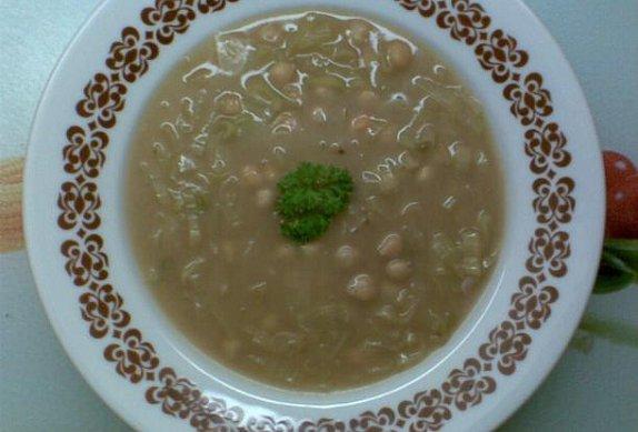 Cizrnovo - pórková polévka photo-0