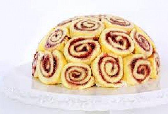 Šarlota II. aneb roládkový dort