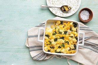 Recept na zapečené těstoviny – postup přípravy, suroviny a více variant receptu