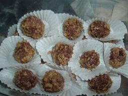 Ořechové kuličky II.